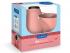 Kit Bule Dama Rosé 500ml com Porta Filtro Termolar