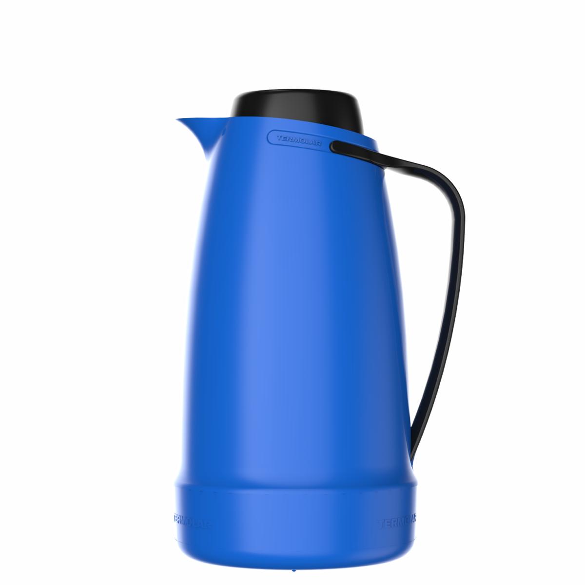 bule dama azul 500ml 3802eaz azul garrafas térmicas termolar
