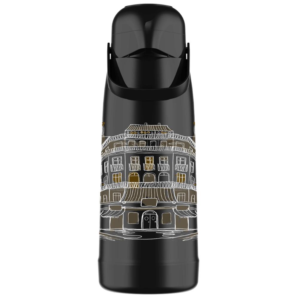 Garrafa Térmica Pressão Magic Pump 1.8L Urbano