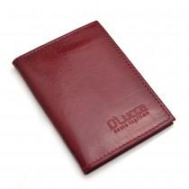 Carteira Porta Documentos E Cartões Couro Legítimo D'lucca 386