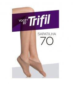 Imagem - MEIA TRIFIL INVISÍVEL W 06113 - NATURAL