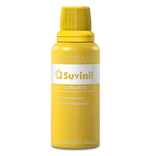 Corante Líquido Amarelo Suvinil 0,05l