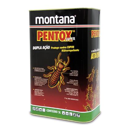 Cupinicida Montana Pentox Incolor 5l