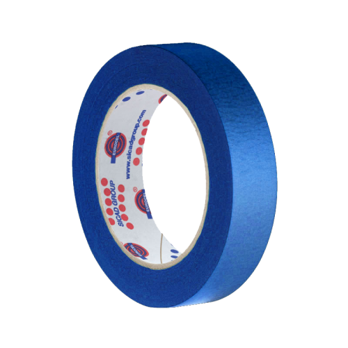 Fita Crepe Azul 25x50 Eurocel