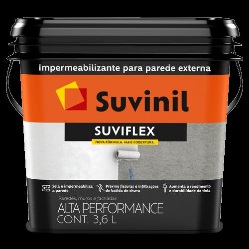 Fundo Impermeabilizante Suviflex Branco Suvinil 3,6l