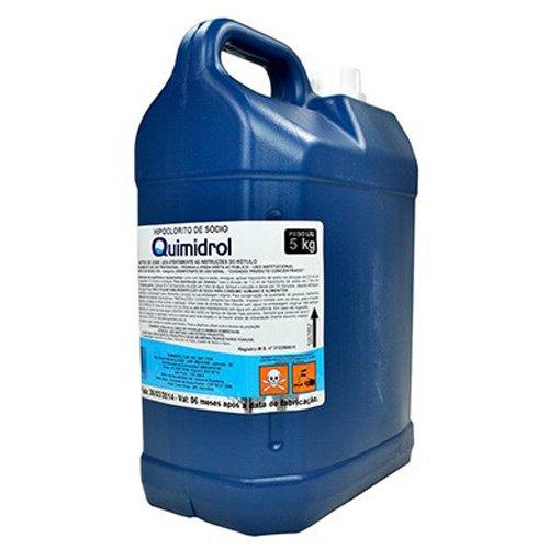 Hipoclorito de Sódio Quimidrol 5l