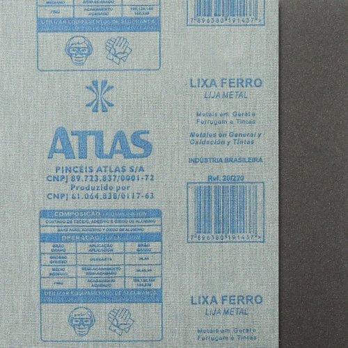 Lixa Ferro Atlas 150