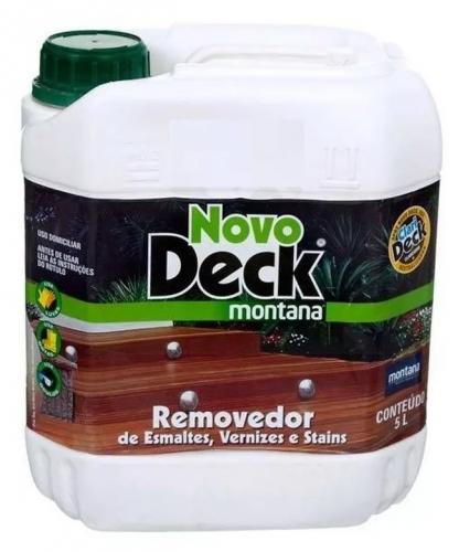 Removedor Novodeck Montana 5l