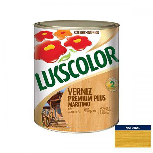 Verniz Brilho Maritimo Lukscolor 0,9l