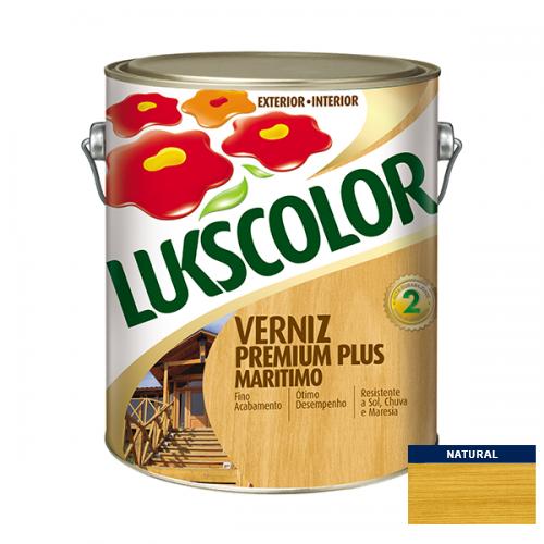 Verniz Brilho Maritimo Lukscolor 3,6l