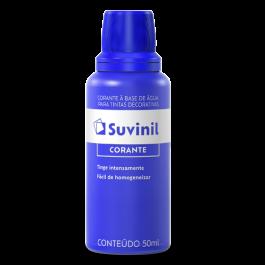 Imagem - Corante Líquido Azul Suvinil 0,05l