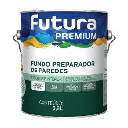 Imagem - Fundo Preparador de Paredes à Base de Água Futura 3,6L
