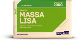 Imagem - Revestimento Branco Liso Protec 20kg