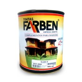 Imagem - Selador Incolor para Madeira Farben 0,9l