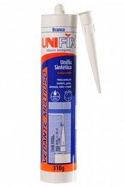 Imagem - Silicone Branco Base Água Multiuso Unifix 310g