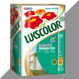 Imagem - Tinta Acrílica Fosco Cherffield Premium Lukscolor 16,2l