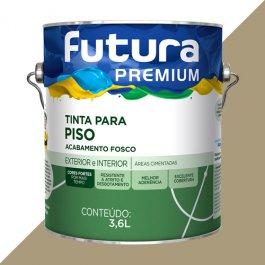 Imagem - Tinta Acrílica Fosco Concreto Piso Futura 3,6l