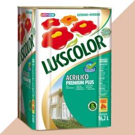 Imagem - Tinta Acrílica Fosco Pêssego Premium Lukscolor 16,2l