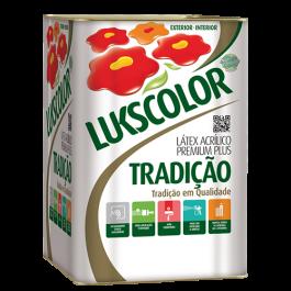 Imagem - Tinta Látex Fosco Branco Premium Lukscolor 18l