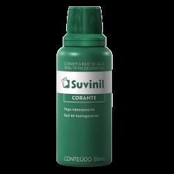 Corante Líquido Verde Suvinil 0,05l