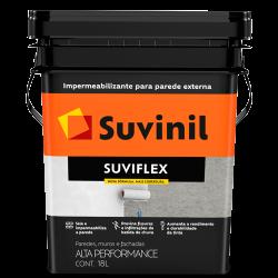 Fundo Impermeabilizante Suviflex Branco Suvinil 18l