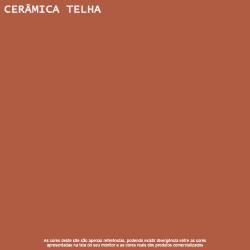 Resina Cor Cerâmica Telha Futura 18l - Tintomax