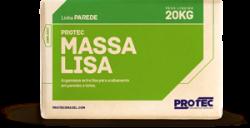 Revestimento Branco Liso Protec 20kg