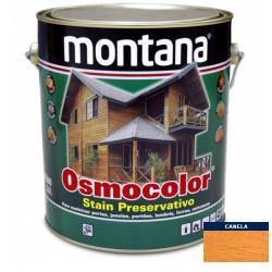 Stain Acetinado Canela Osmocolor Montana 3,6l