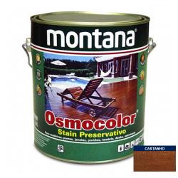 Stain Acetinado Castanho UV Deck Osmocolor Montana 3,6