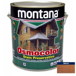 Stain Acetinado Imbuia Osmocolor Montana 3,6l