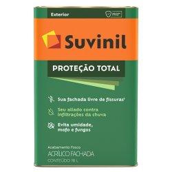Tinta Acrílica Fosco Branco Proteção Total Suvinil 18l