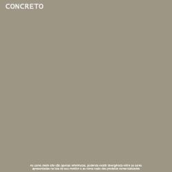 Tinta Acrílica Fosco Concreto Piso Lukscolor 18l 2