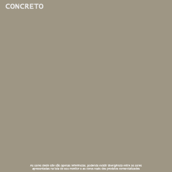 Tinta Acrílica Fosco Concreto Piso Lukscolor 3,6l 2