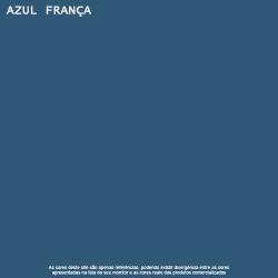 Tinta Esmalte Brilho Azul Franca Premium Lukscolor 0,9l 2