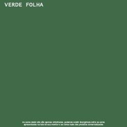 Tinta Esmalte Brilho Verde Folha Premium Lukscolor 0,9l 2