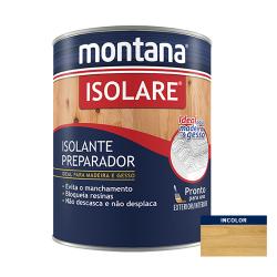 Verniz Acetinado Incolor Isolare Montana 0,9l