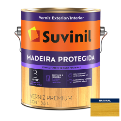Verniz Acetinado Maritimo Suvinil 3,6l