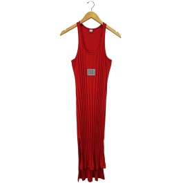 Imagem - Vestido Colcci Longo Vermelho