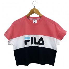 Imagem - Camiseta Fila Color Feminina