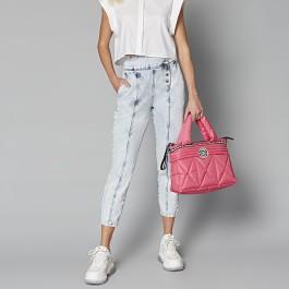 Imagem - Calça Carmim Jeans Azul Feminina