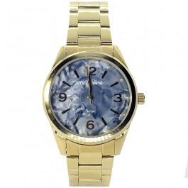 Imagem - Relógio Mondaine Dourado Feminino