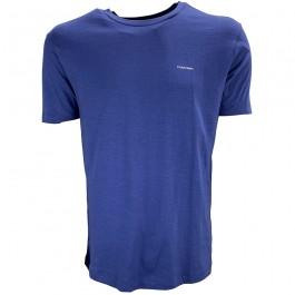 Imagem - Camiseta Calvin Klein Azul Masculina