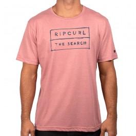 Imagem - Camiseta Rip Curl Boxed Tee Rosa Masculina