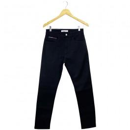 Imagem - Calça Tommy Jeans Slim Scanton Preta Masculina