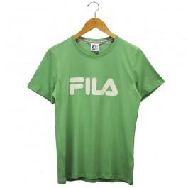 Imagem - Camiseta Fila Basic Verde Feminina