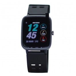 Imagem - Smartwatch Mormaii Life Unissex Full Display Preto