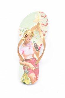 Imagem - Chinelo Coca Cola Flower Girl - 309195