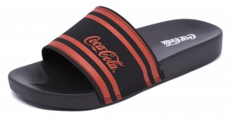 Imagem - Chinelo Coca Cola Slide Eighty - 301670
