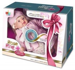 Imagem - Boneca Rose Ring Classic cód: 6020555