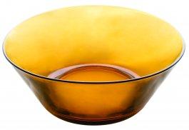 Imagem - Bowl Vidro Marrom 800ml cód: 72152010